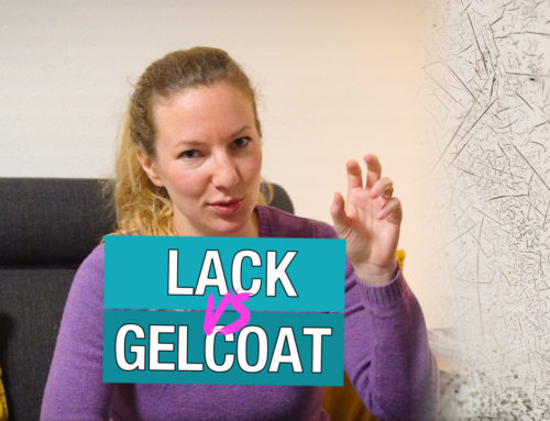 Gelcoat statt Lack (How-to-Video #2)