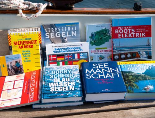 10 essentielle Bücher für die Bordbibliothek