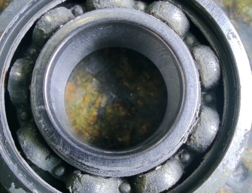 Bosch GEX 125-150 AVE Professional Langzeitbericht und Lagerwechsel